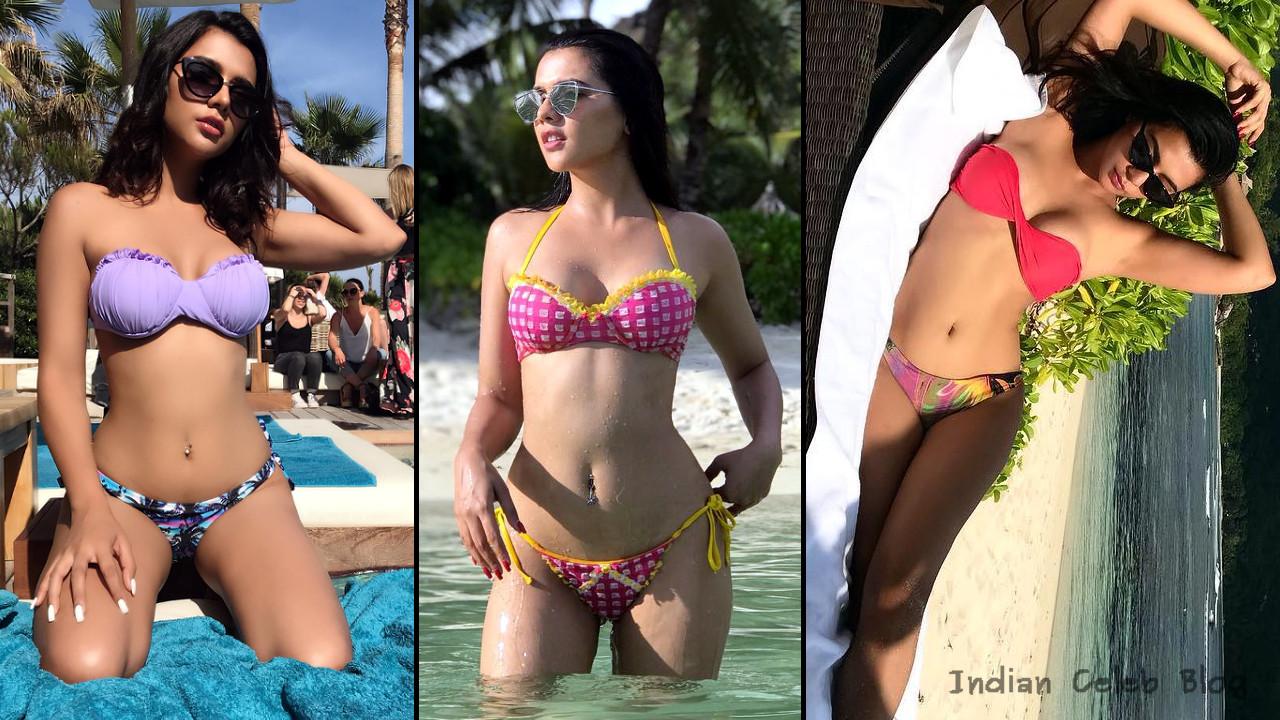 Ruhi Singh Hot Bikini Pics Gallery