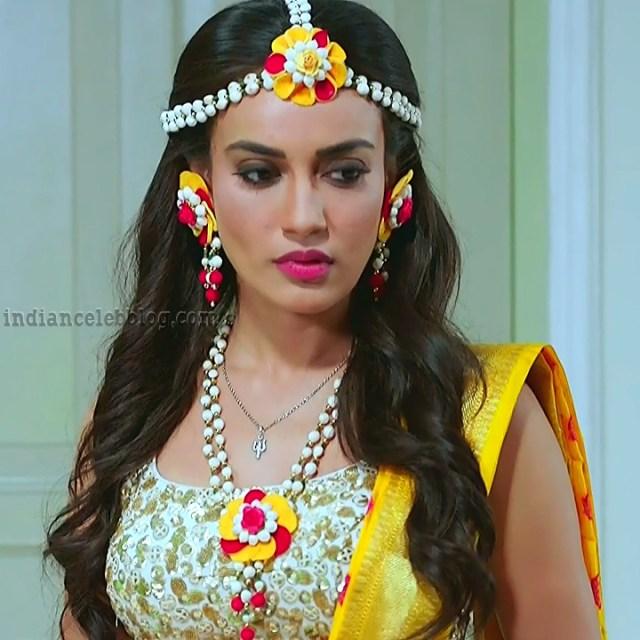 Surbhi jyoti Naagin 3 tv serial S9 11 hot pic