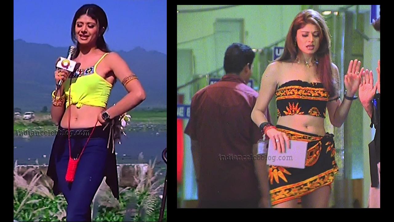 Pooja Batra hot pics hd caps from Nayak hindi movie