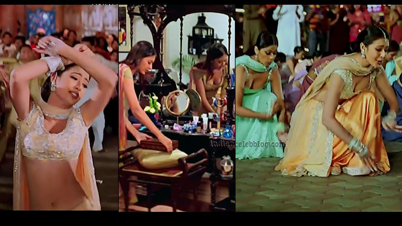 Preeti Jhangiani Caps from Mohabbatein hindi movie