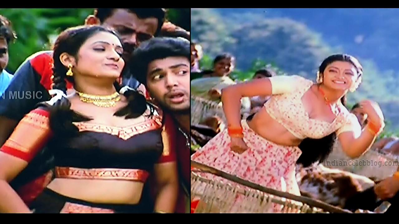Renuka menon hot song caps from Daas tamil movie