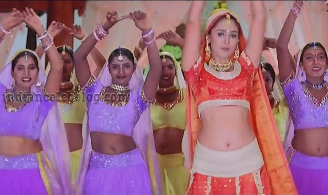 Simran Kalisundam raa telugu S2 15 hot song caps