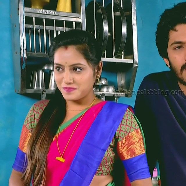 Deepika aradhya kannada tv Bili hendthi S1 3 hot sari caps