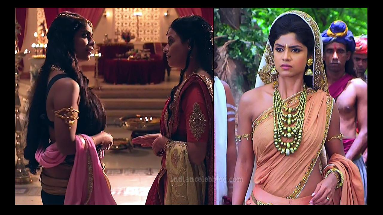 Sayantani Ghosh hindi TV actress hot caps