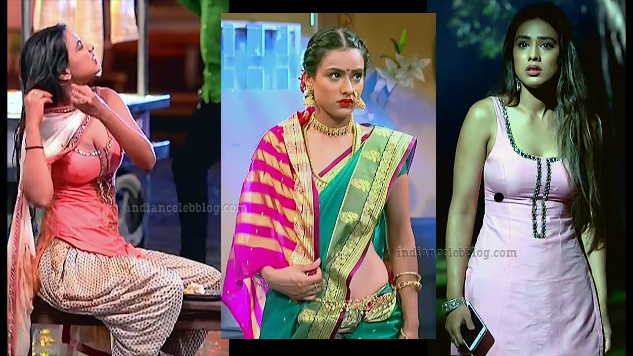 Nia Sharma hot cleavage show from Ishq mein marjawan