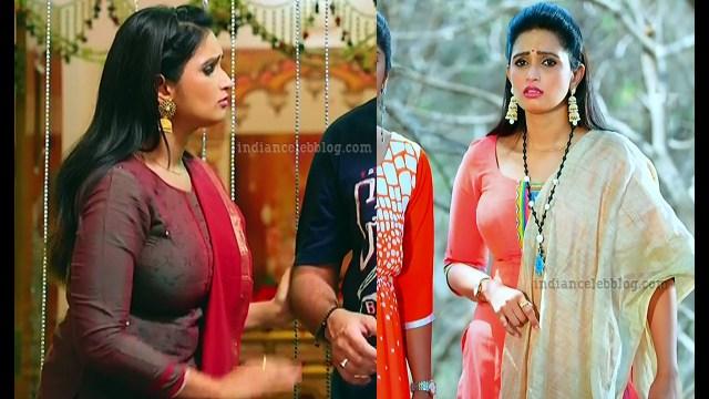 Kavya sashtri tv actress mahalakshmi S3 23 thumb