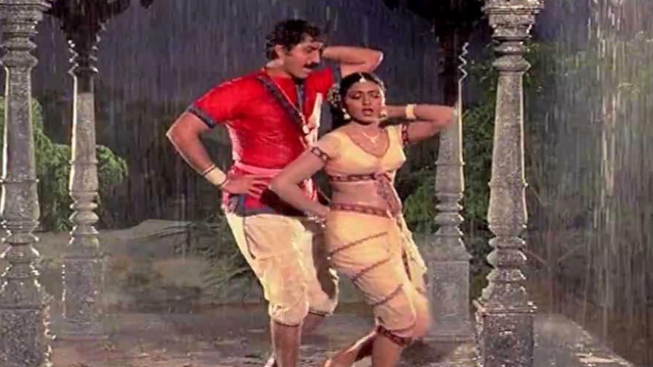 Bhanupriya hot Songs collection