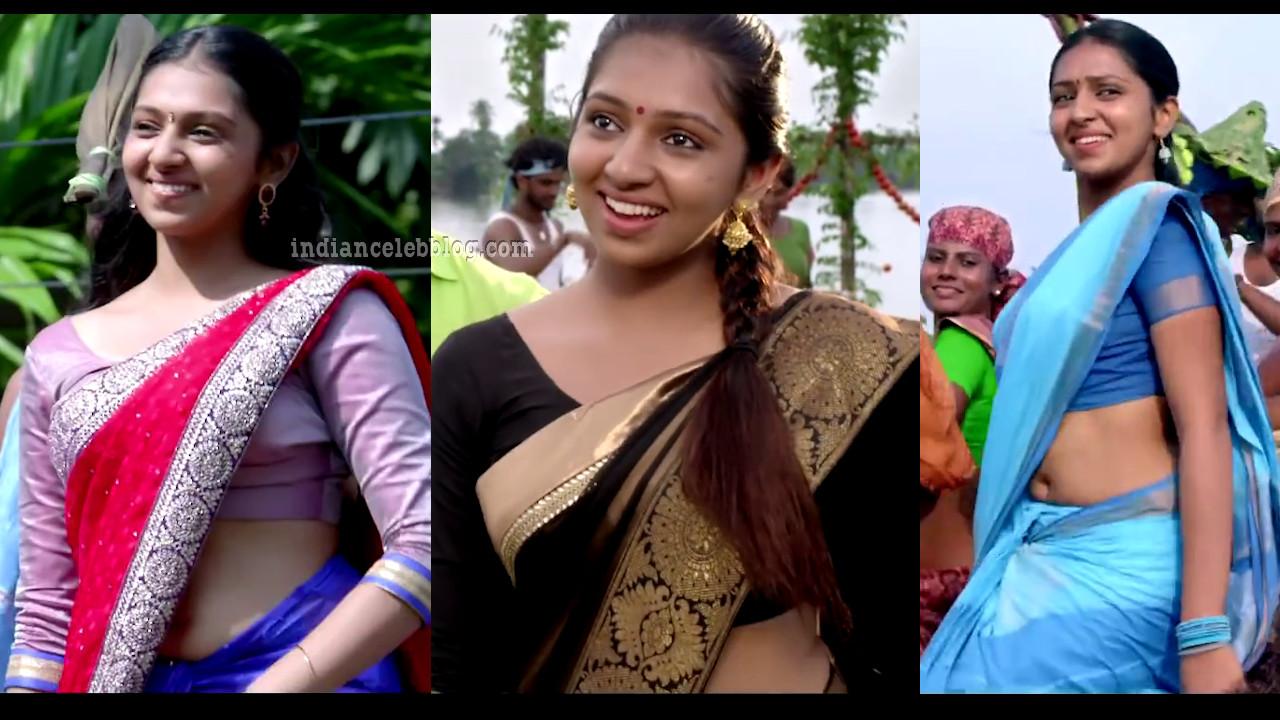 Lakshmi menon avatharam hot saree HD Caps
