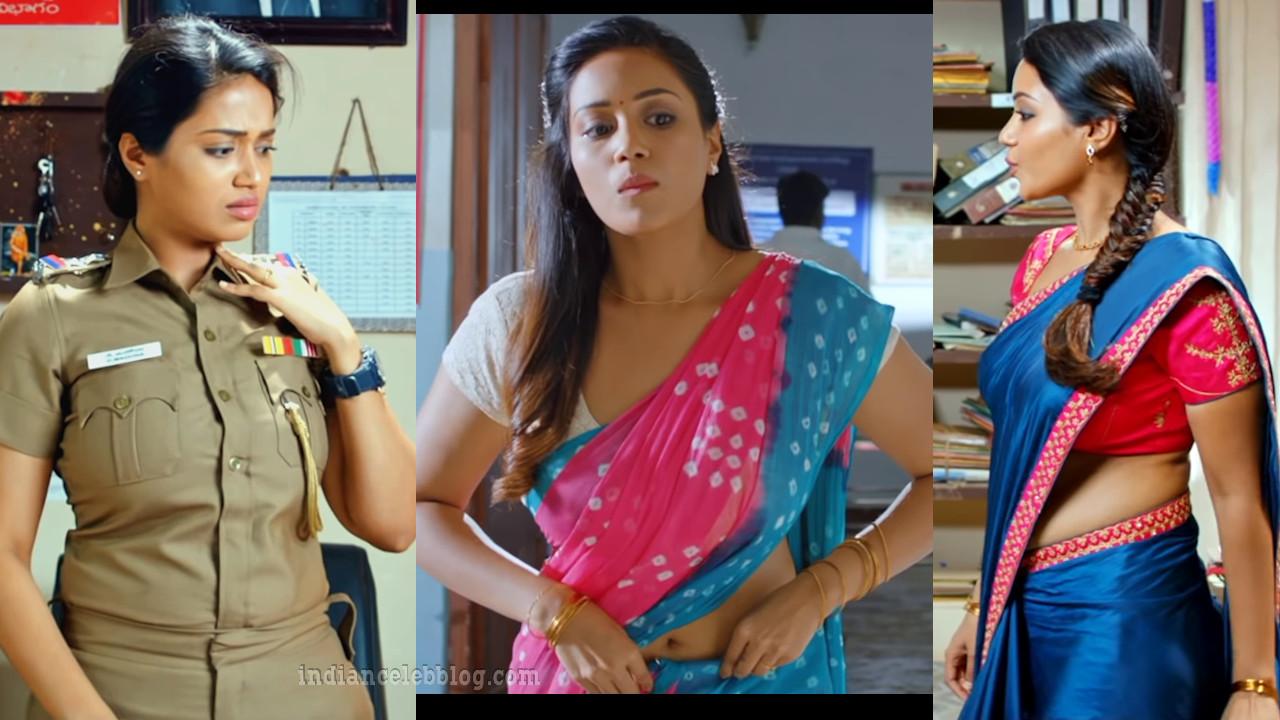Nivetha pethuraj Thimiru pudichavan tamil film hot saree HD Caps