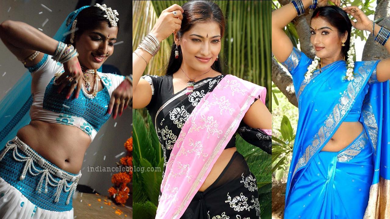 Pravallika telugu actress hot navel show pics