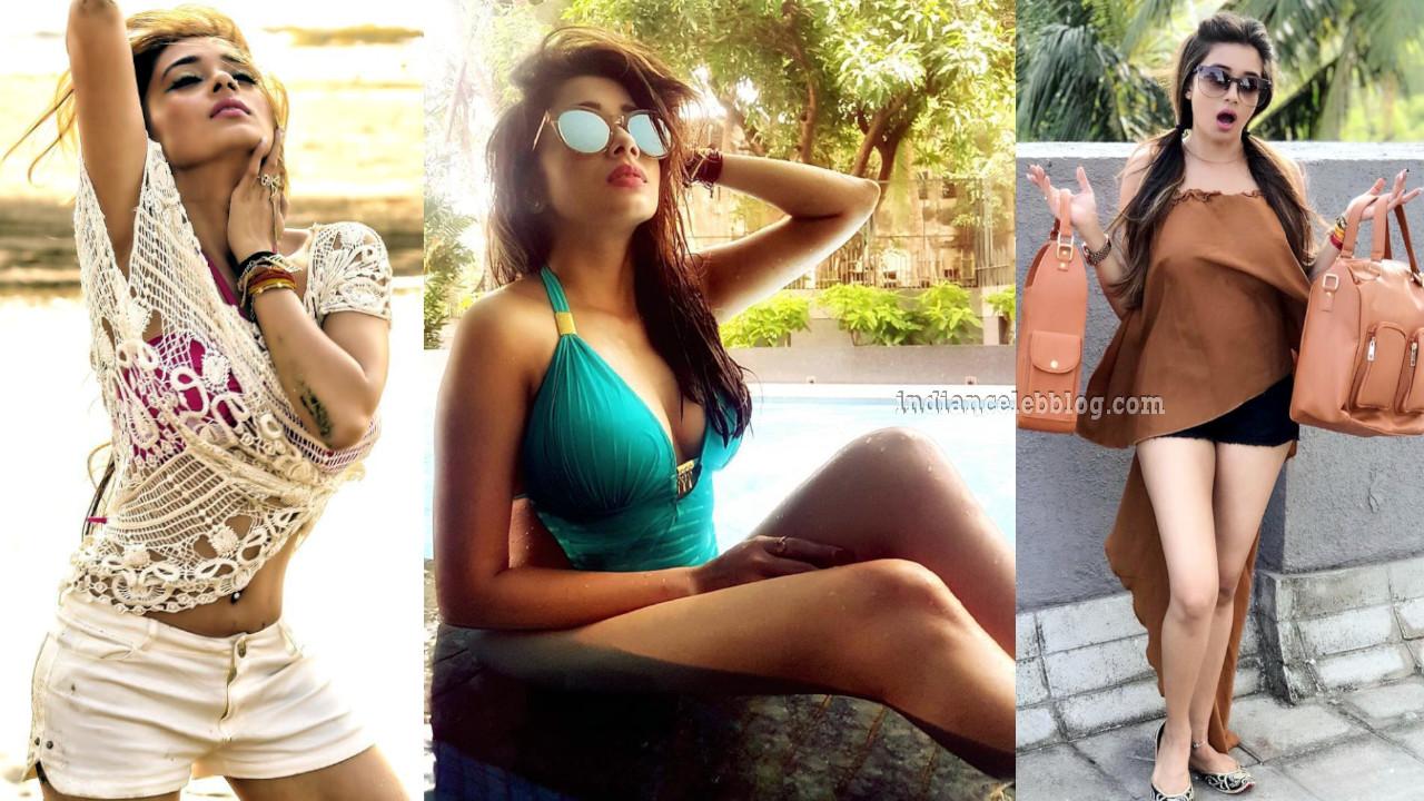 Tina datta hindi tv actress hot leg show in minidress
