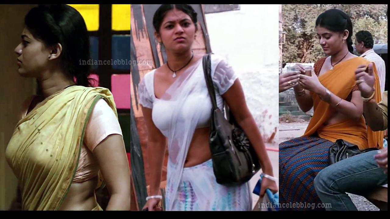 Yamini bhaskar telugu actress hd caps in half saree