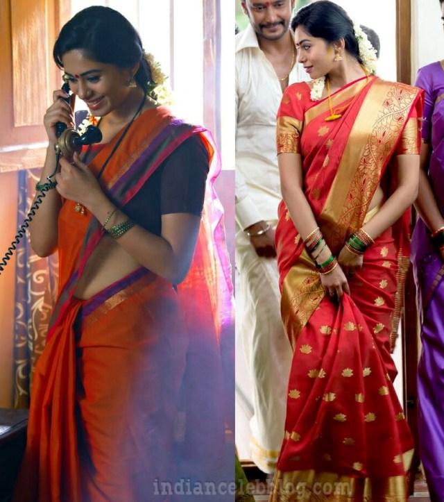 Deepa sannidhi kannada actress MSS1 12 hot sari pic