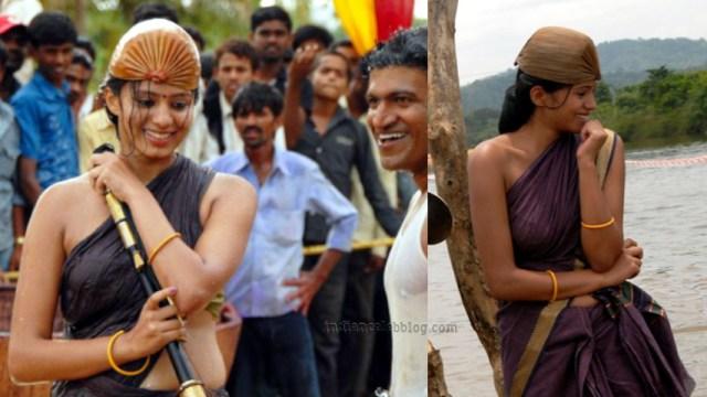 Deepa sannidhi kannada actress MSS1 2 hot sari pic