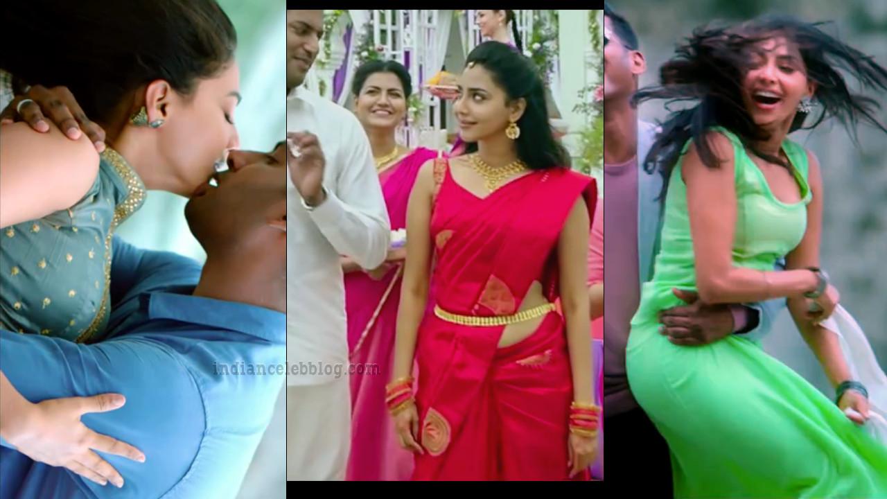 Aishwarya lekhshmi hot from action tamil movie