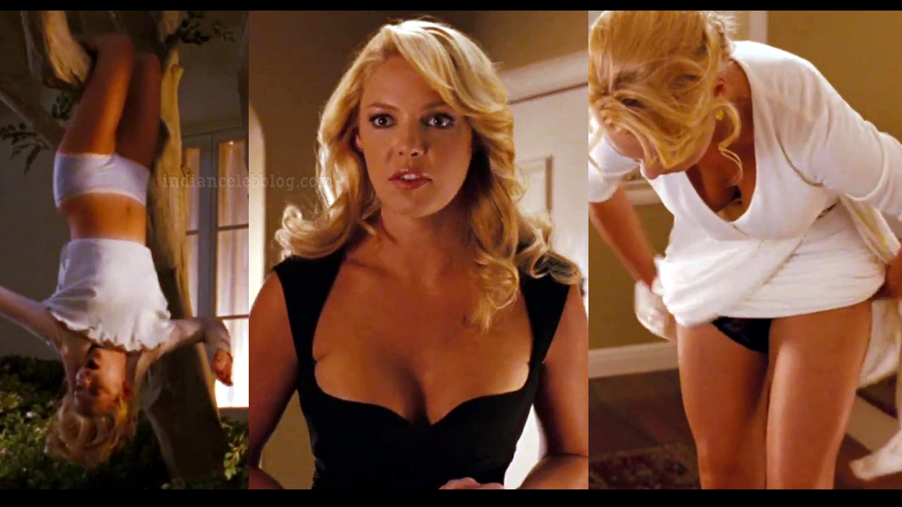 Katherine heigl from The ugly truth
