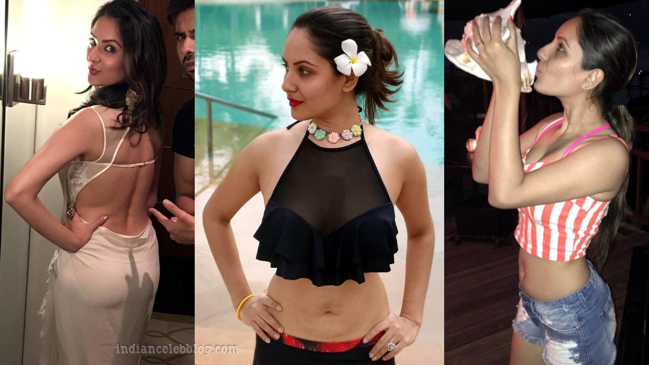 Pooja bose hindi tv actress glamorous photos