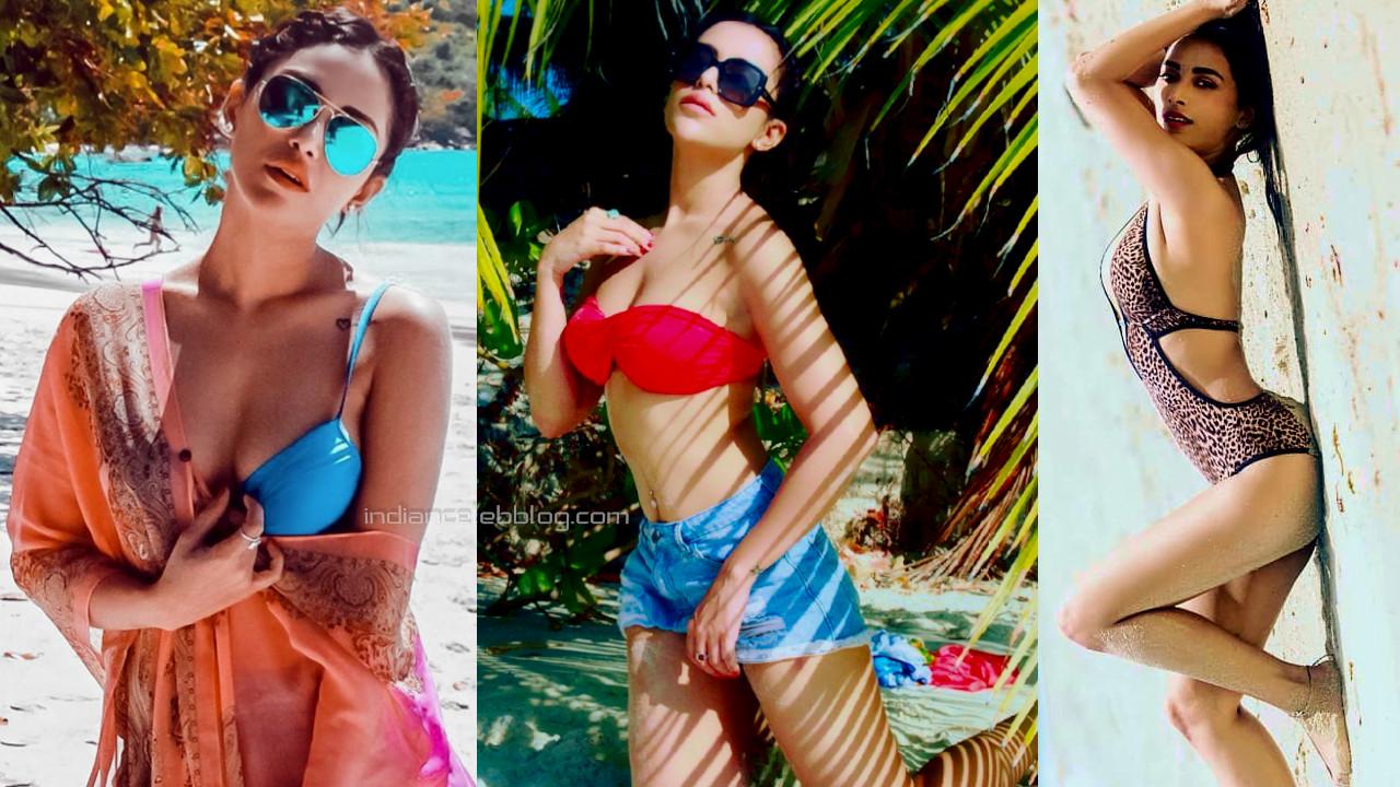 Angela krislinzki hot swimsuit social media pics