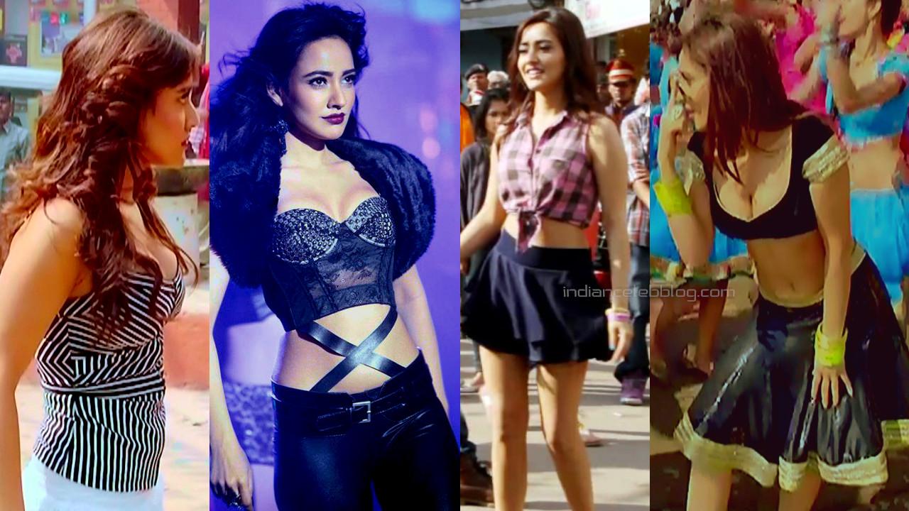 Neha sharma hindi actress cleavage show hd caps