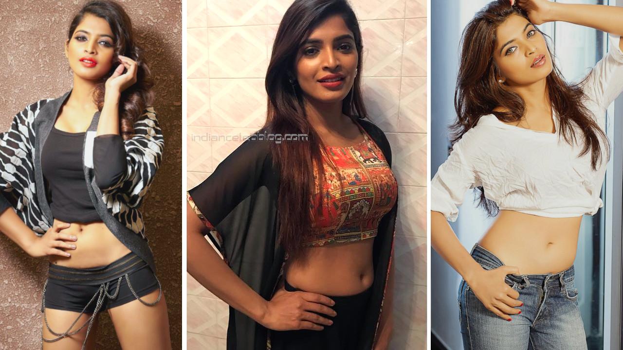 Sanchita shetty shared her glamorous pics on web