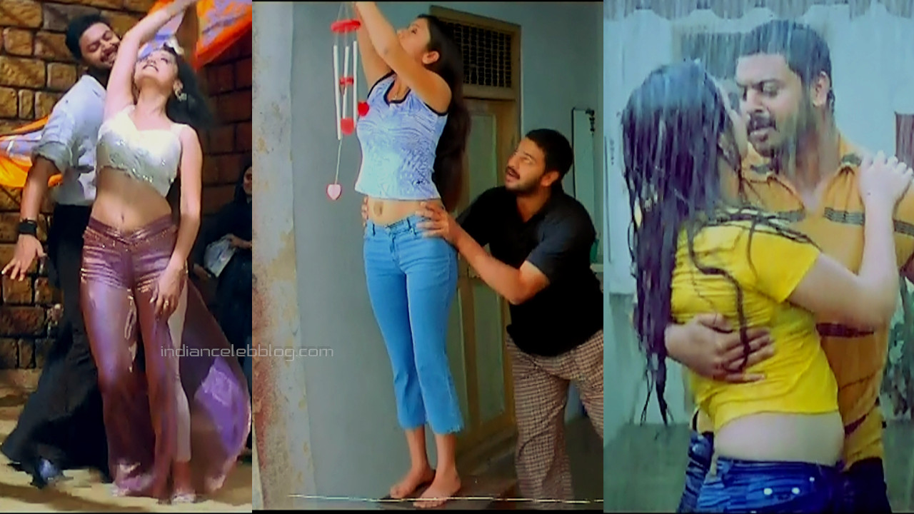 Sonia agarwal tamil actress hot movie caps