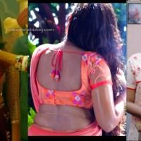 Anupama parameswaran telugu movie hd caps in saree