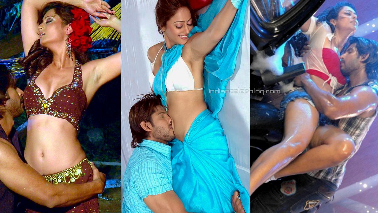 Kaveri jha telugu movie hot sleeveless blouse pics