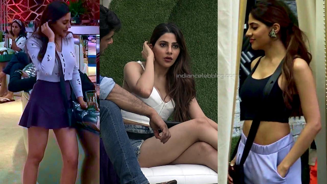 Nikki tamboli hot pics bigg boss hindi 14 tv show