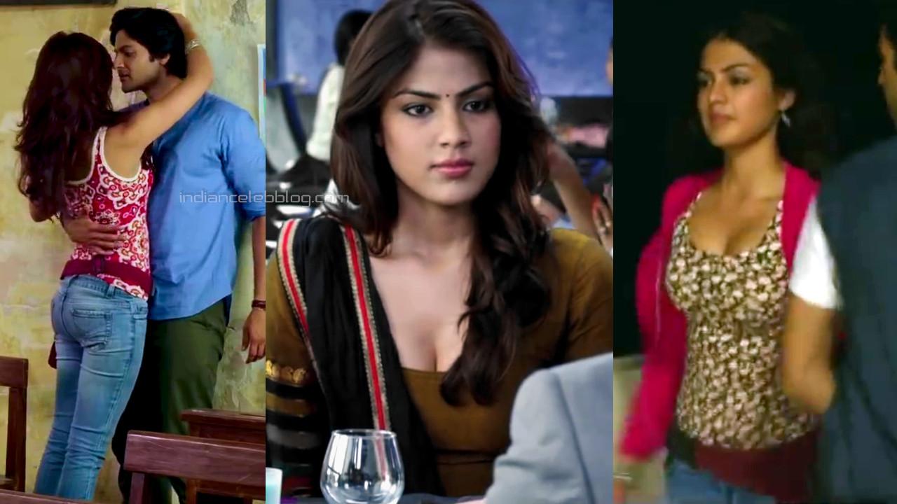 Rhea chakraborty hot pics bollywood movie hd caps