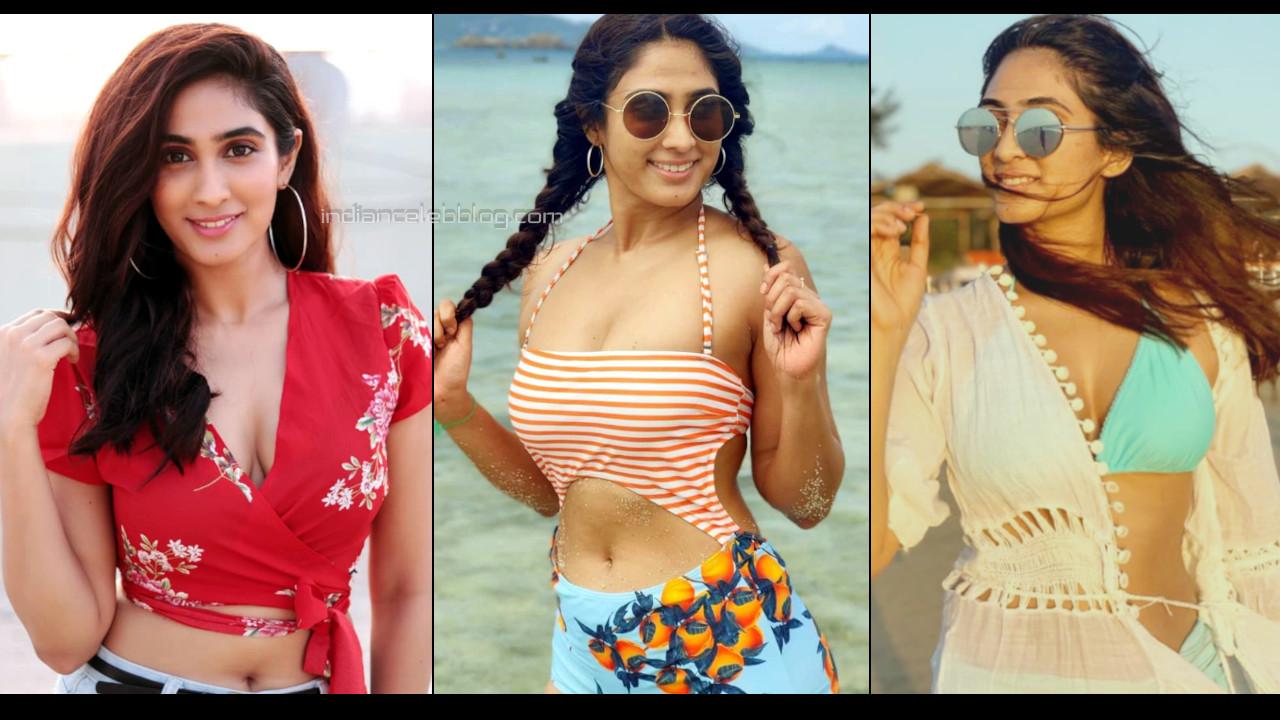 Deepti sati mallu actress hot glamorous swimsuit photos