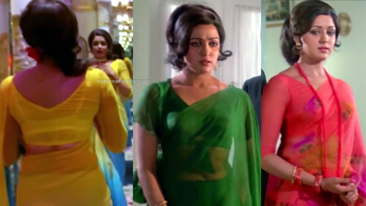 Hema malini hot sari pics bollwood movie hd caps