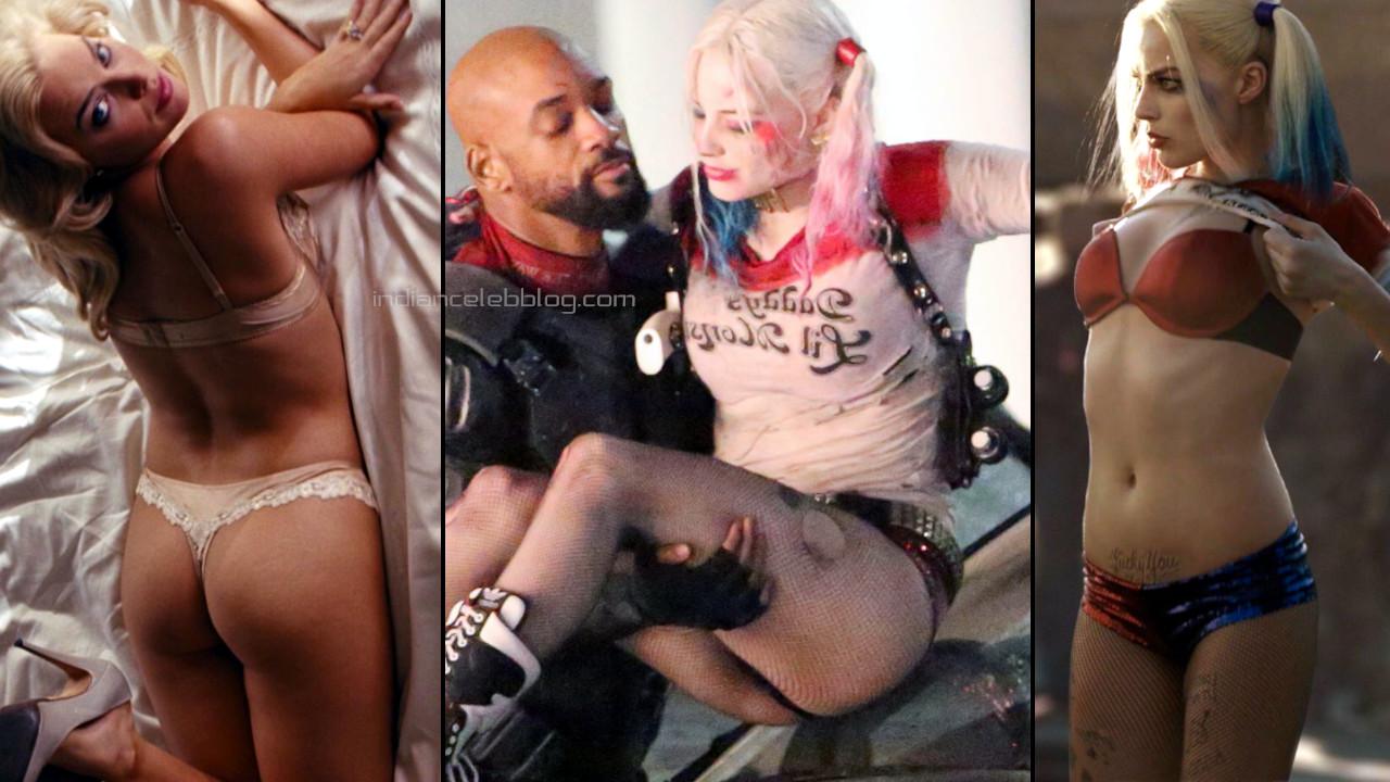 Margot robbie sexy butt pics suicide squad hd screencaps