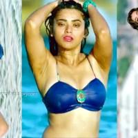 Yamini bhaskar hot swimsuit bikini photos hd caps