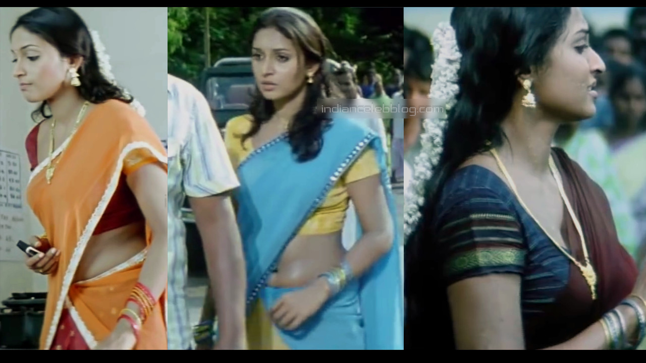 Akshaya rao kollywood actress hot navel show pics in half saree