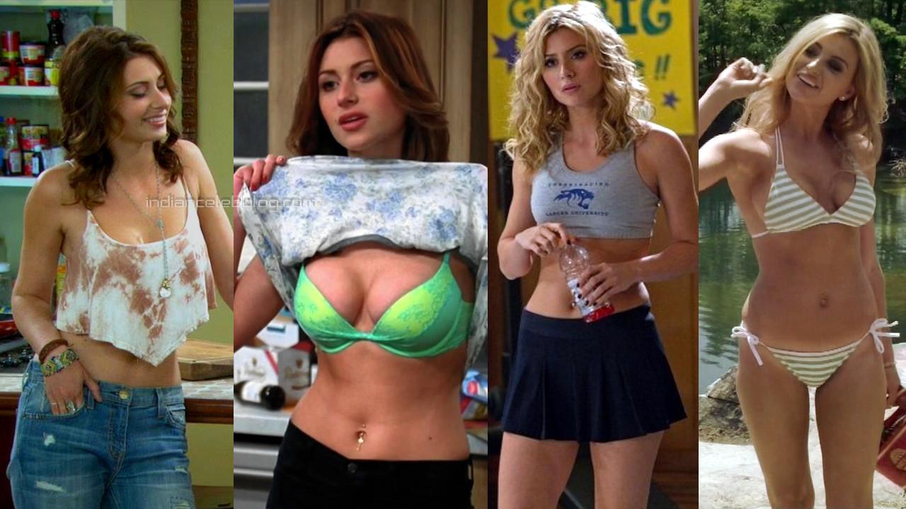 Aly michalka hellcats actresss hot photos hd screencaps