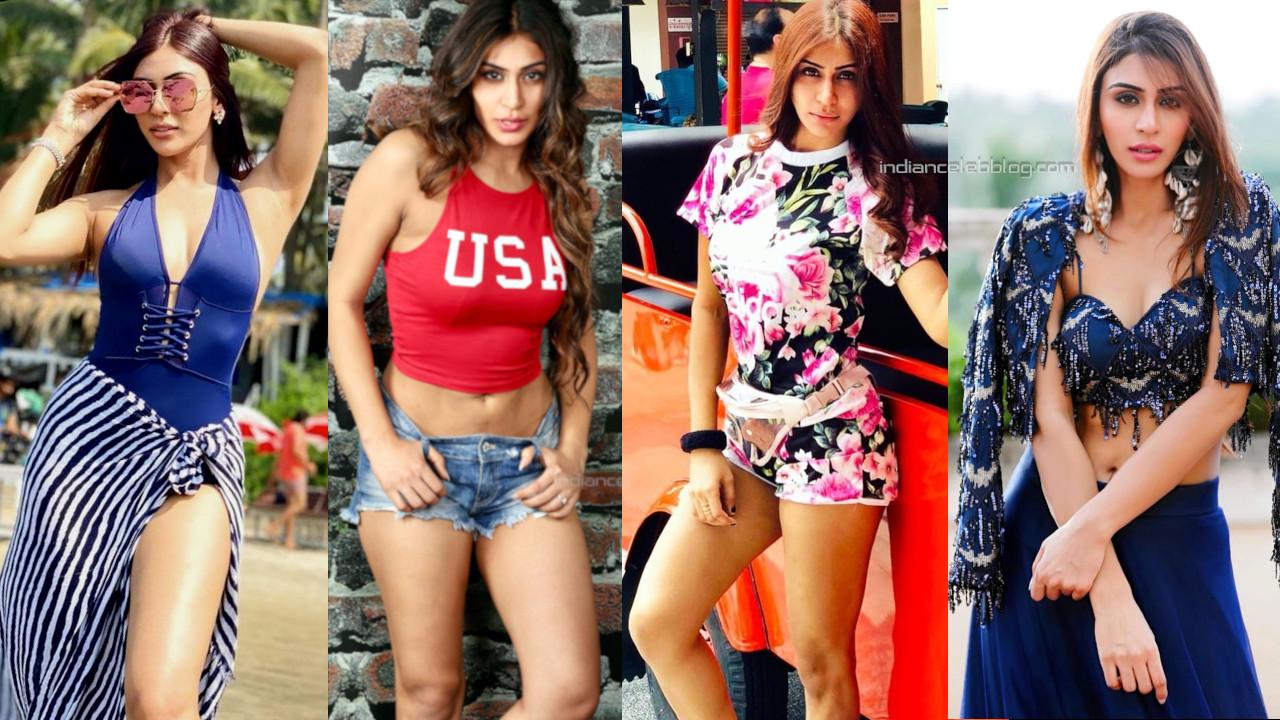 Myra sareen telugu movie Officer actress hot photos