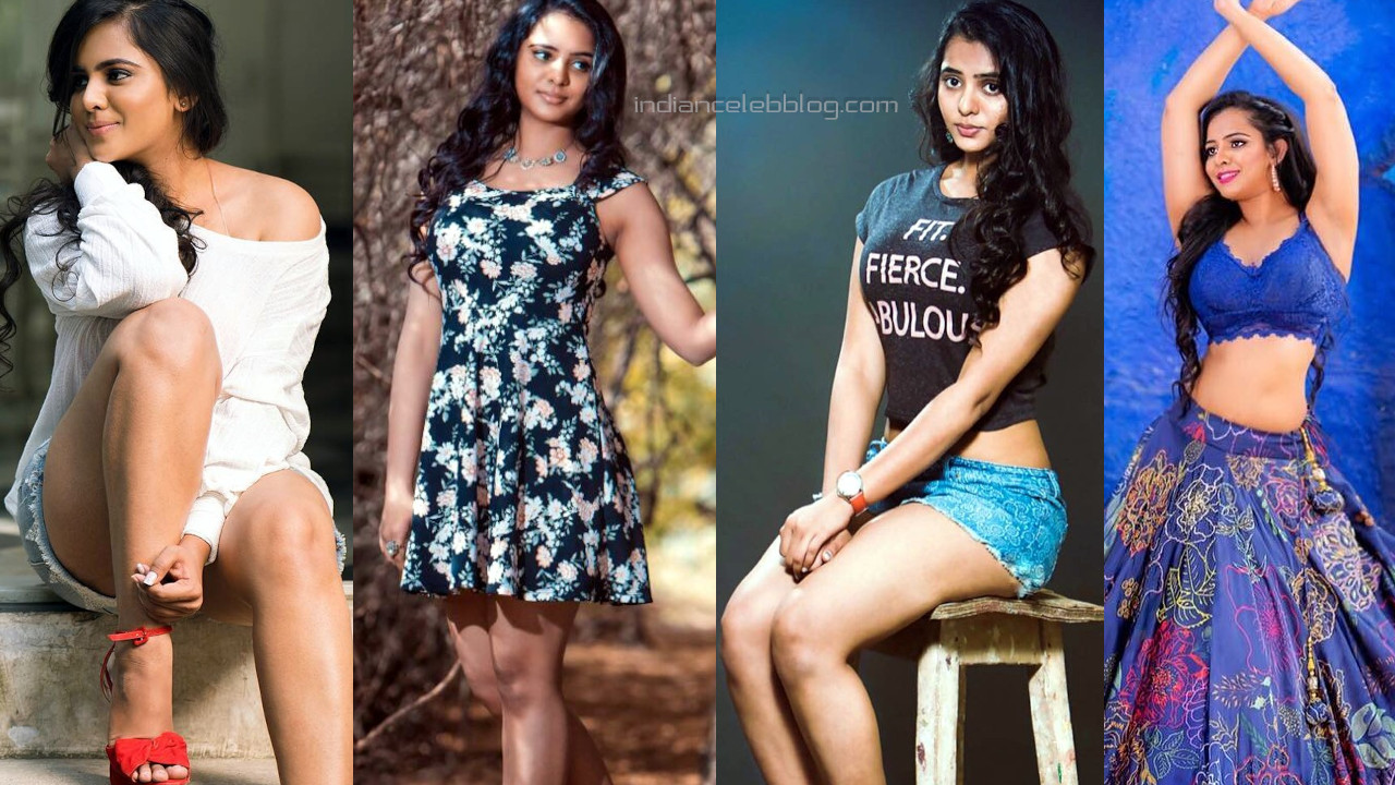 Manasa Himavarsha himavarsha hot glamorous photo gallery