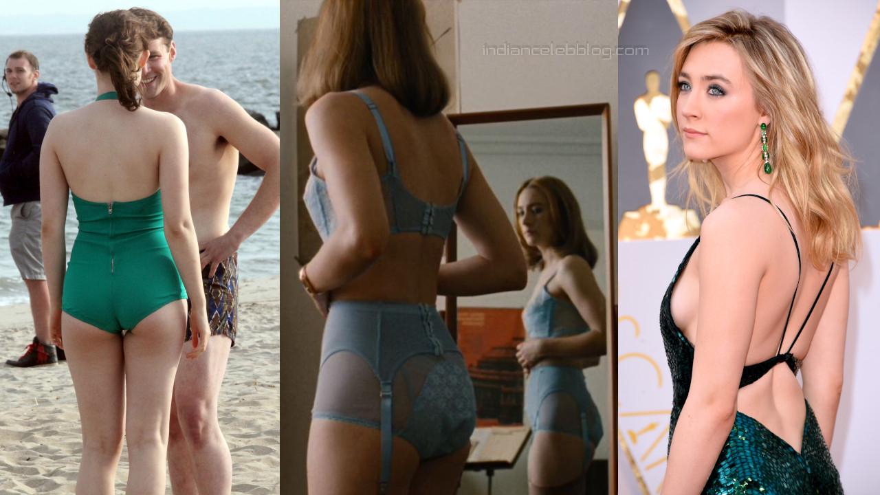 Saoirse ronan brooklyn actress hot swimsuit photos hd screenshots