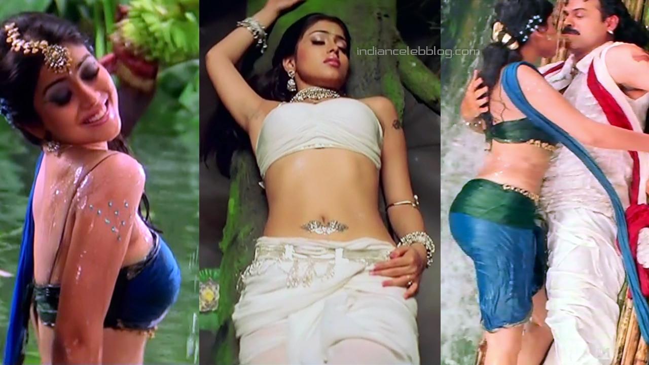 Shriya saran venkatesh subash chandra bose hot romance stills hd caps