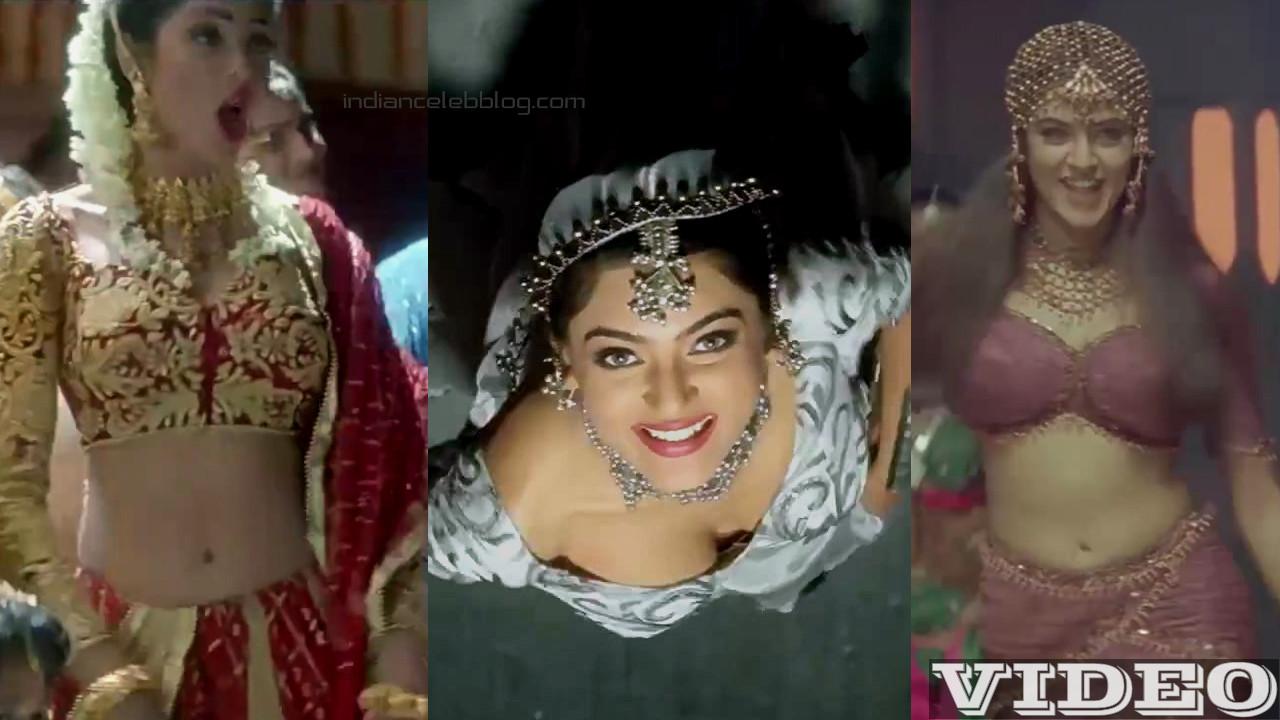 Sushmita sen bollywood actress hot cleavage dance Video
