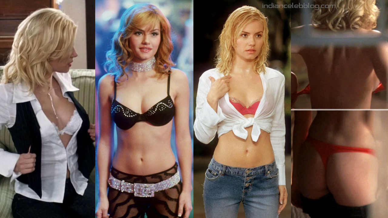 Elisha cuthbert girl next door actress hot lingerie photos hd screenshots
