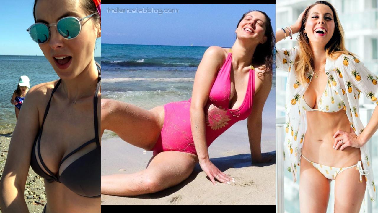 Eva amurri hollywood actress hot bikini swimsuit social media photos