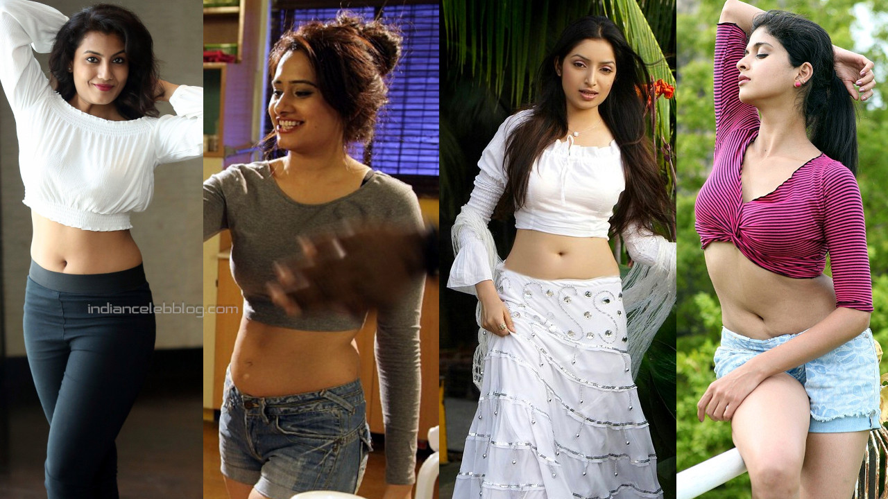 South indian tollywood actress hot navel stills photo gallery Mix