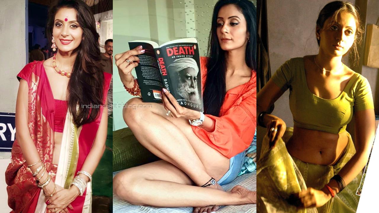 Vandana gupta kannada actress hot social media pics