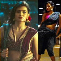 Hebah patel telugu actress hot item dance photos hd caps
