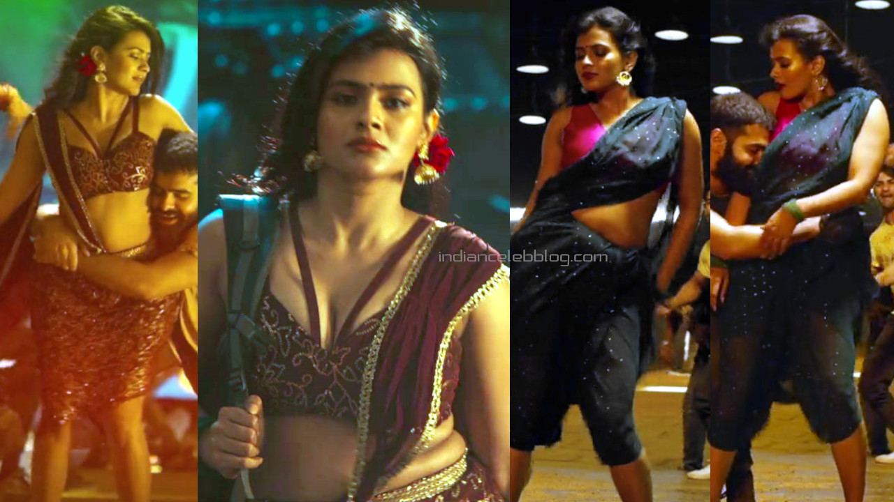Hebah patel telugu actress hot item dance photos hd caps