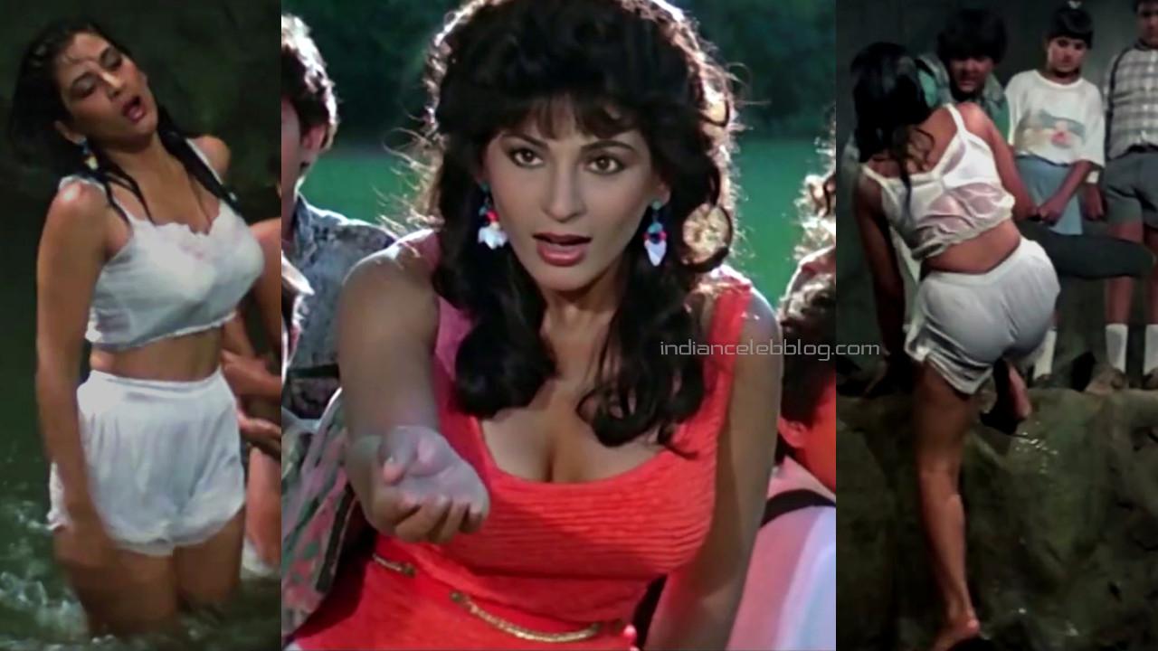 Archana puran singh bollywood celeb hot photos caps in underwear