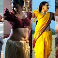 Archana shastry telugu actress hot saree navel stills photo gallery