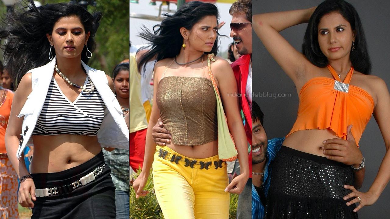 Daisy bopanna kannada actress hot navel stills photo gallery
