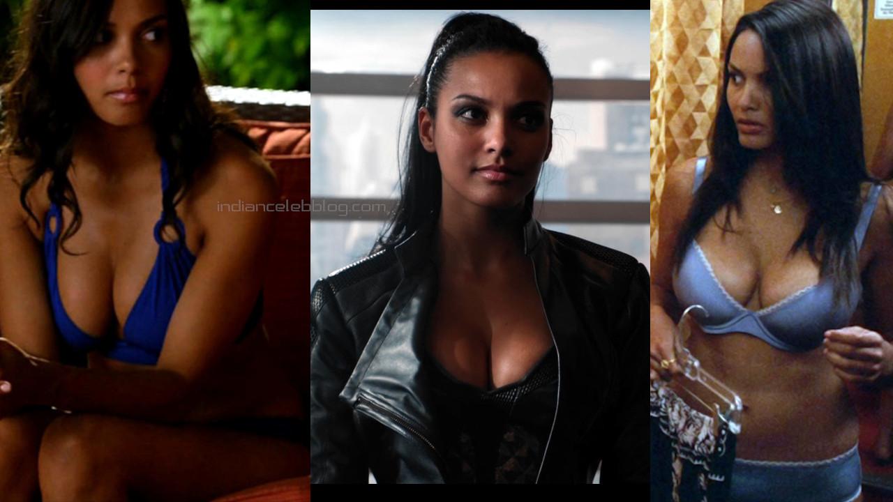 Jessica lucas gotham tv series actress hot cleavage photos hd screencaps